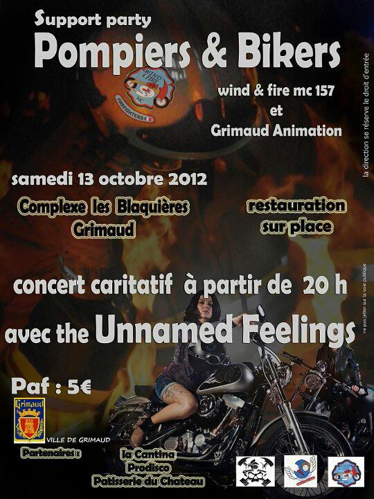 Support party - Grimaud - 13 Octobre 2012