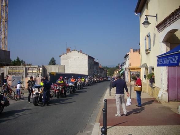 Salvagny 2009